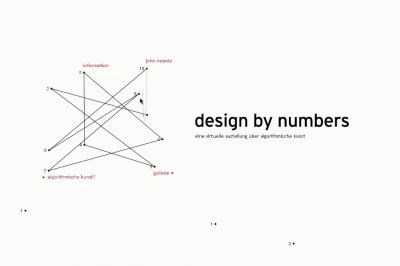 Design by Numbers/Andreas Illiger