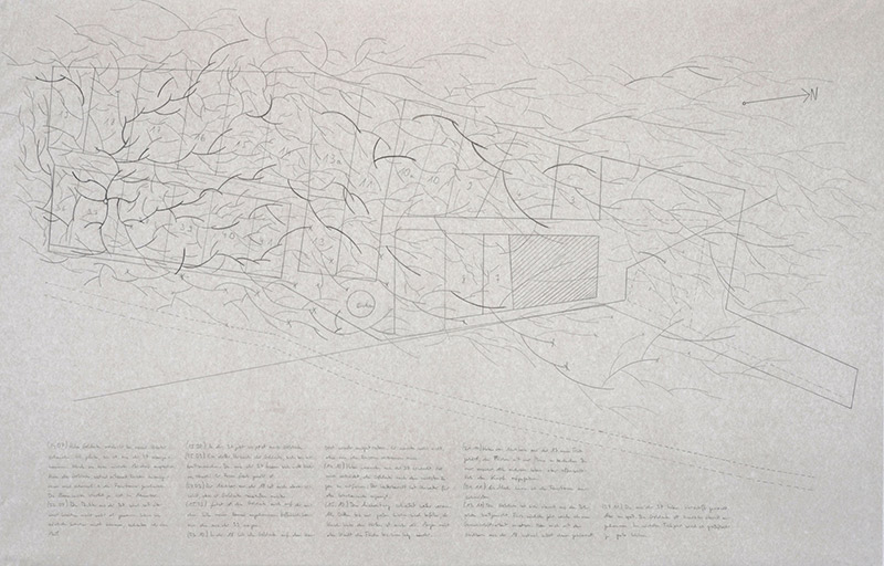 Onlineausstellung: An Imperfect Map (Will Have to Do) Landschaft ohne Horizont
